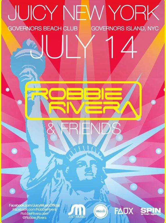 Robbie Rivera | Juicy New York
