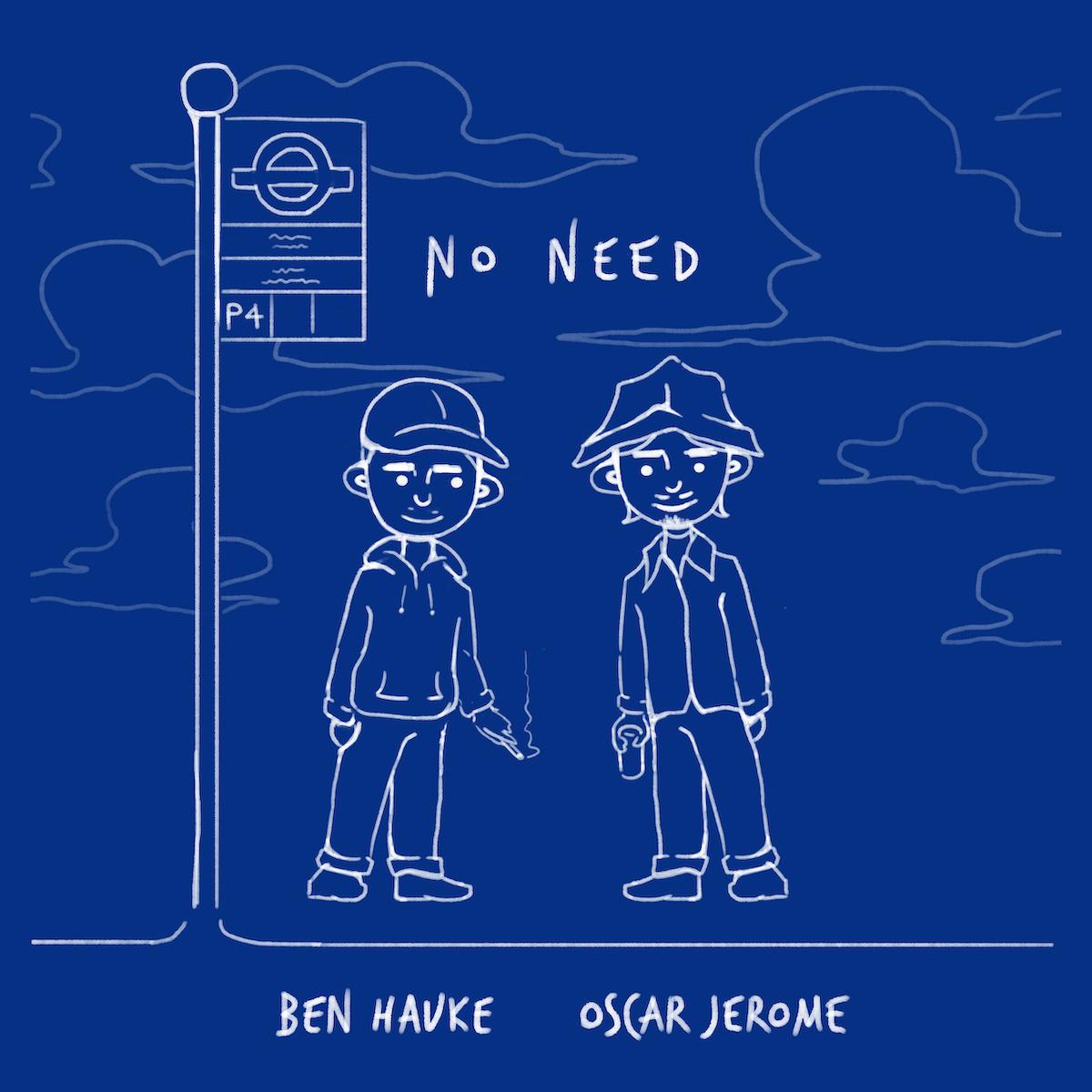 Ben Hauke & Oscar Jerome