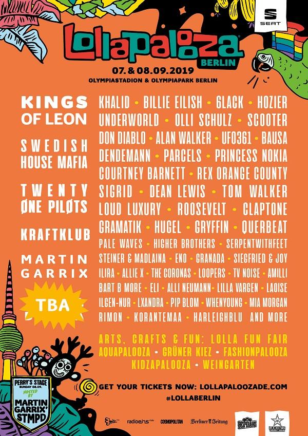 Lollapalooza Festival