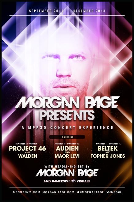 Morgan Page Presents Tour
