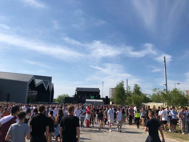 Riverside Festival 2018 | © justaweemusicblog.com