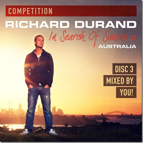 Richard Durand | In Search Of Sunrise 10 Australia