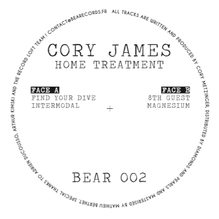 Cory James