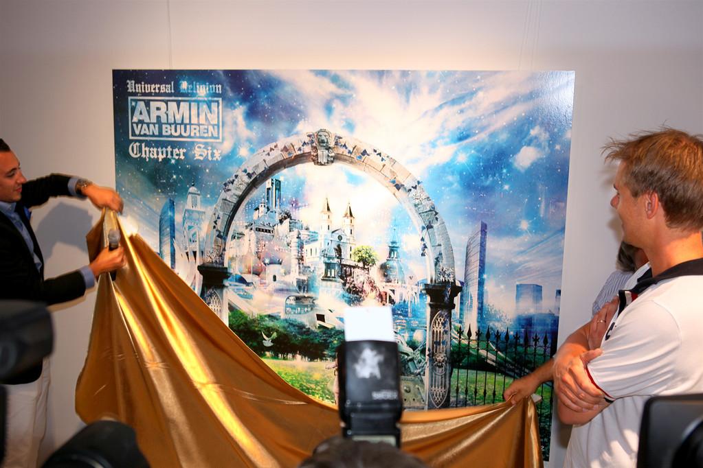 Armin van Buuren | Joseph Klibansky | Universal Religion Chapter 6 Cover Release Party