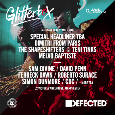 Glitterbox & Defected