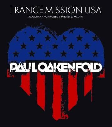 Paul Oakenfold | Trance Mission USA