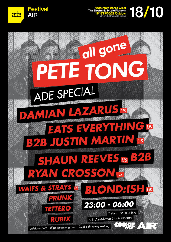 Pete Tong | ADE