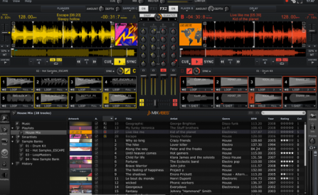 MixVibes CrossDJ 2.0