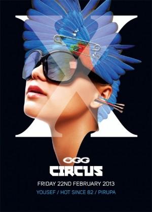 Circus | Egg