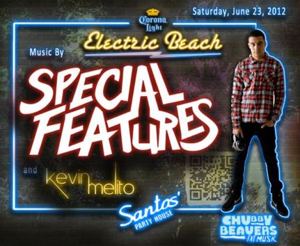 Special Features | Santos Electric Beach