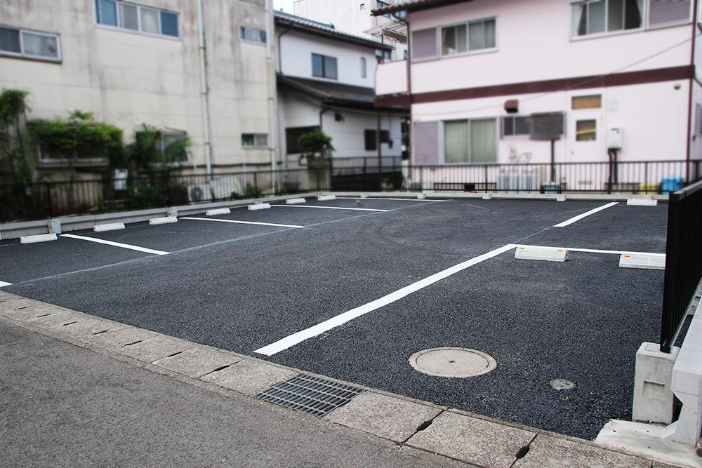 近隣駐車場 徒歩1分未満