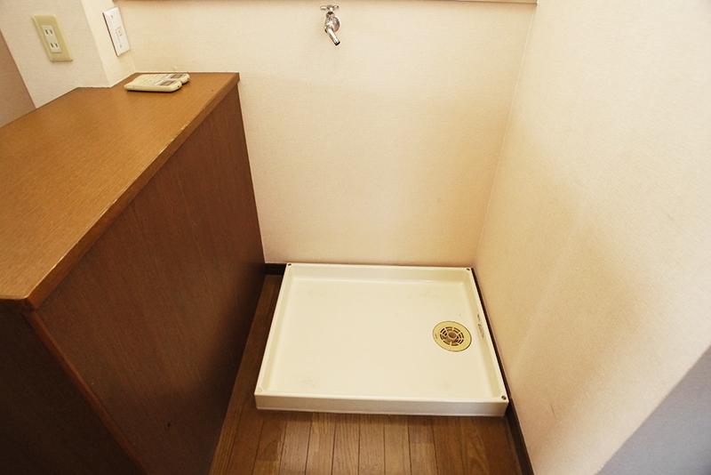 洗濯機置場 防水パン