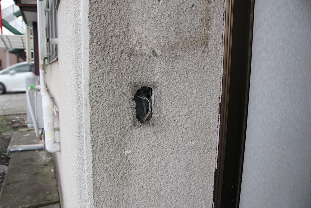 呼び出しベルは入居前に設置する予定です