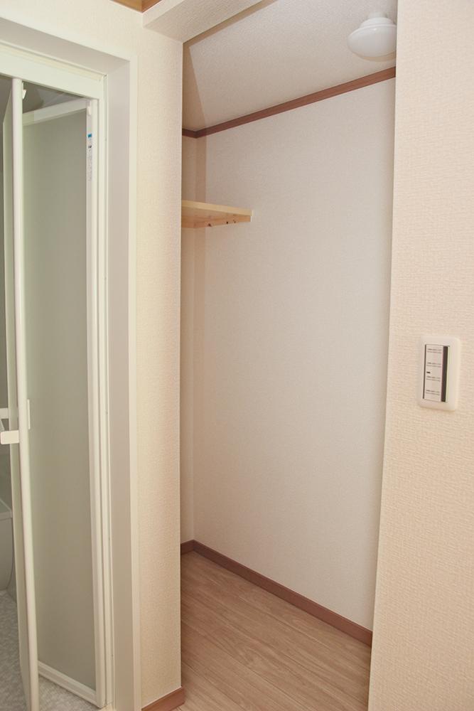 洗面脱衣所 収納スペース