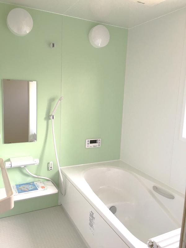 浴室 1坪風呂