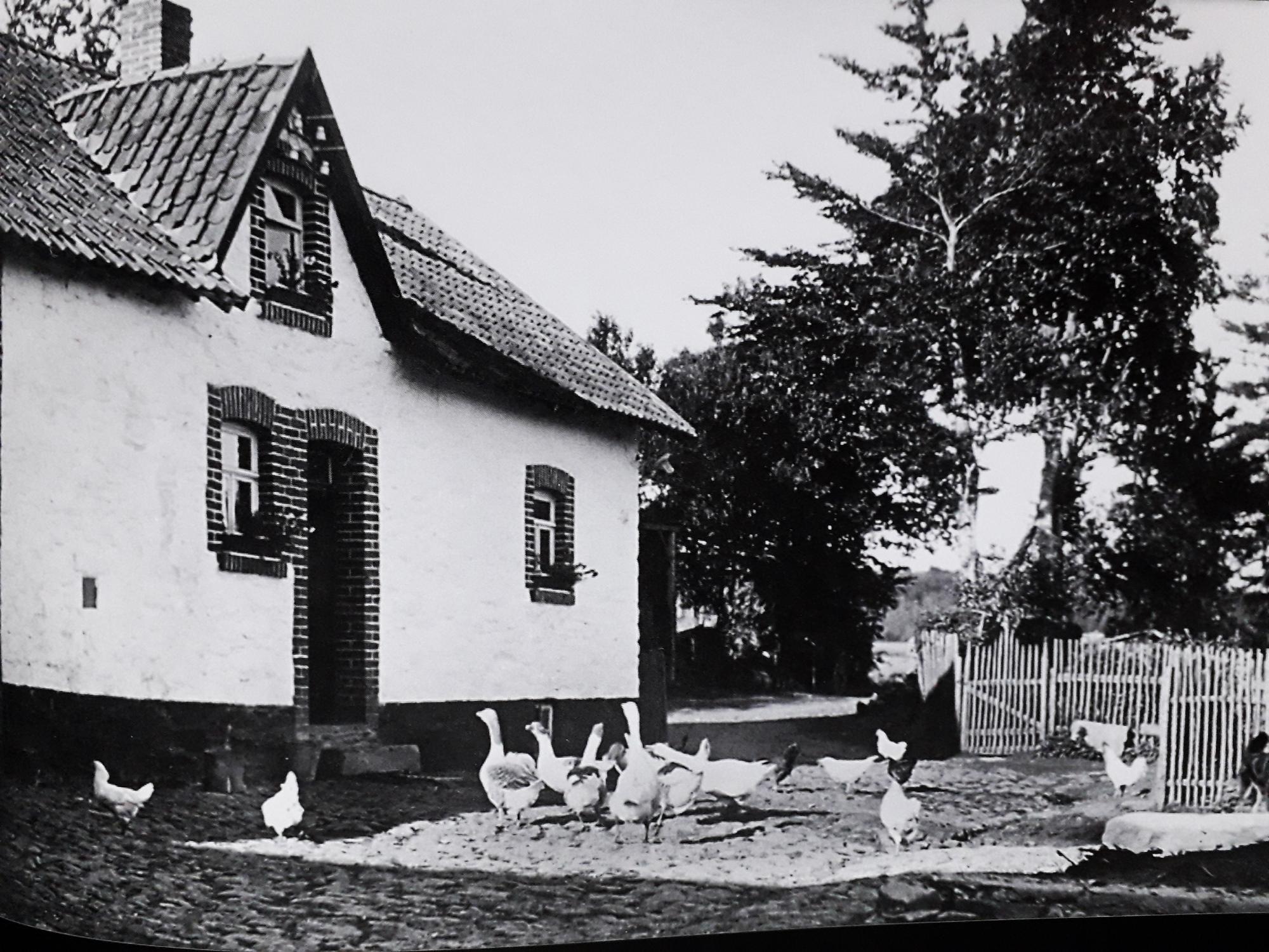 der Vennhof um 1920