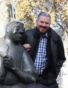 Stefan Betsch beim Entaklemmer auf dem Thaddäus Troll-Platz