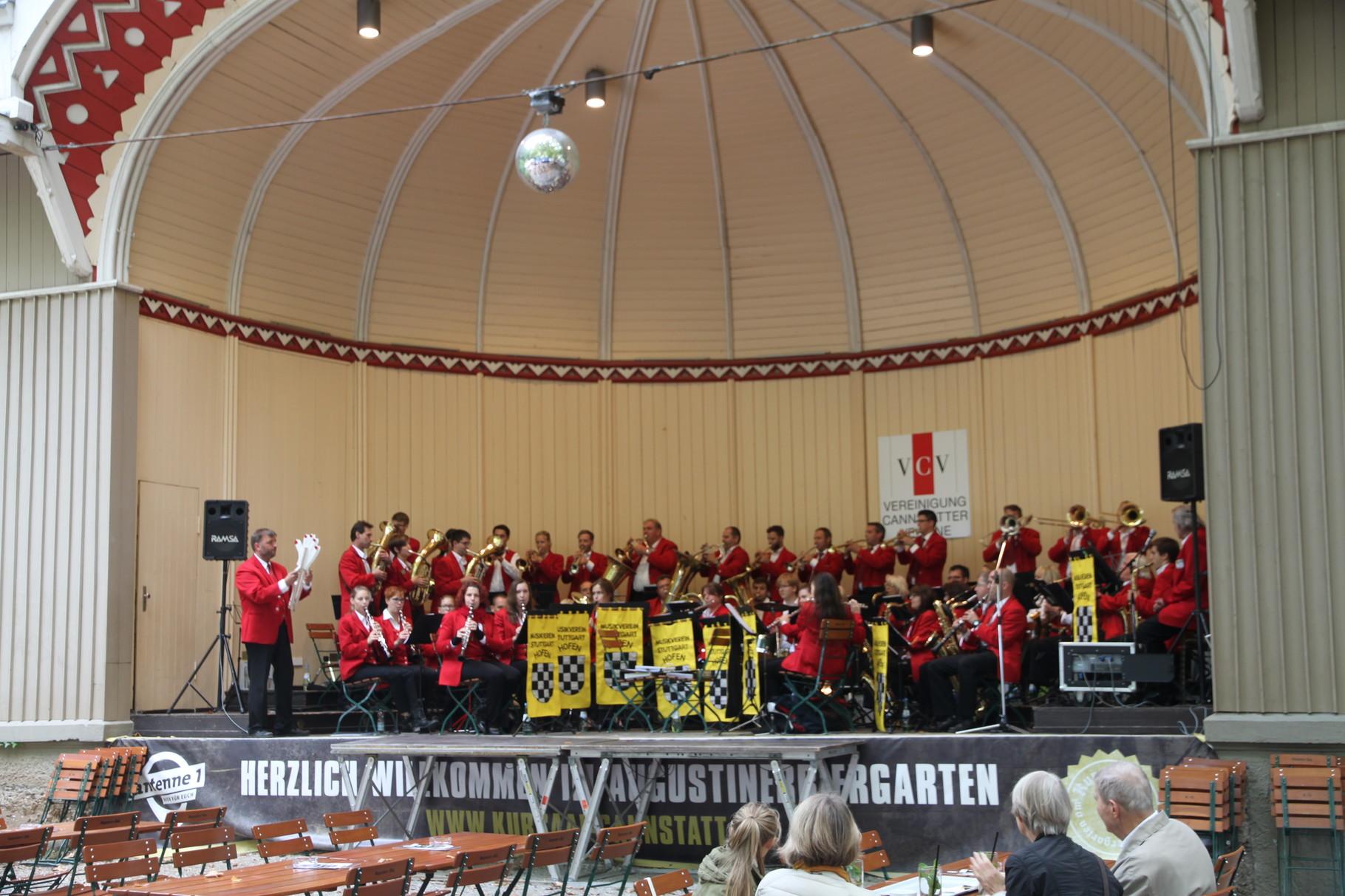 Musikverein Hofen