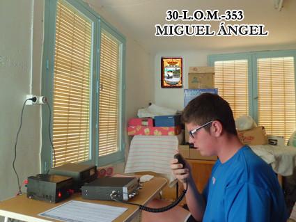 30-L.O.M.-353 - MIGUEL ANGEL - MURCIA