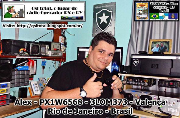 3-L.O.M.-373 - ALEX - BRASIL