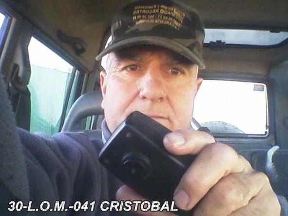 30-L.O.M.-041 - CRISTOBAL - CORDOBA