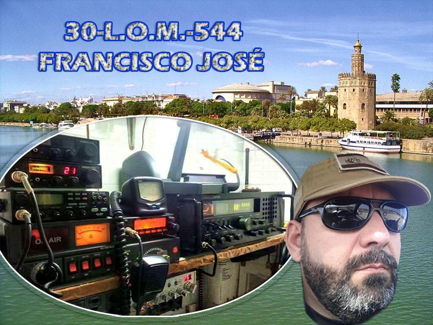 30-L.O.M.-544 FRANCISCO JOSÉ - SEVILLA