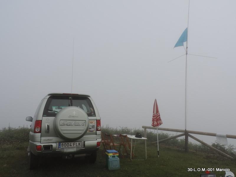 Activación desde Asturias de 30-L-O-M./VM