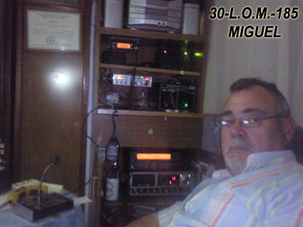 30-L.O.M.-185 - MIGUEL-ALICANTE