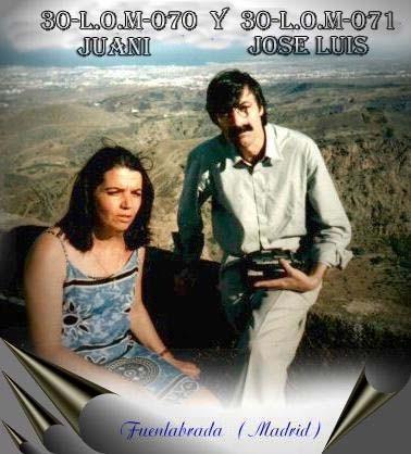 30-L.O.M.-070 Y 071 - JUANI Y JOSE LUIS - MADRID