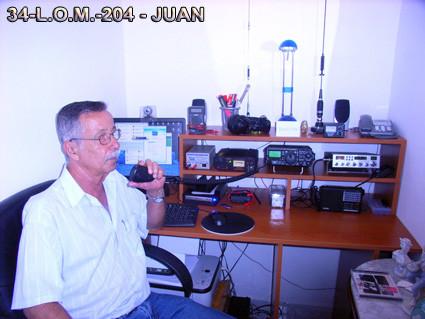 34-L.O.M.-204 - JUAN ALMEIDA - GRAN CANARIA