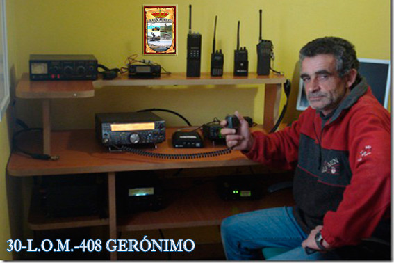 30-L.O.M.-408 - GERÓNIMO - A CORUÑA