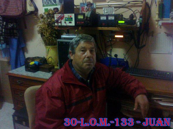 30-L.O.M.-133 - JUAN - MURCIA