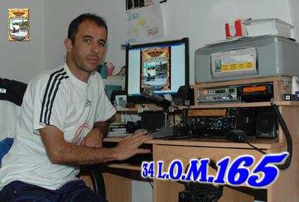 34-L.O.M.-165 - CARLOS ALBERTO - GRAN CANARIA