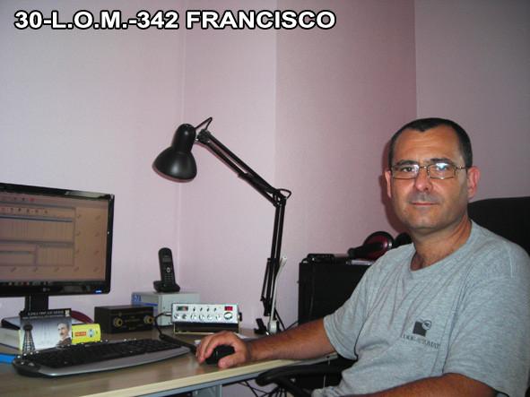 30-L.O.M.-342 - FRANCISCO - MURCIA