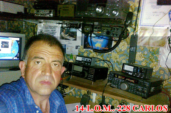 14-L.O.M.-228 - CARLOS - FRANCIA