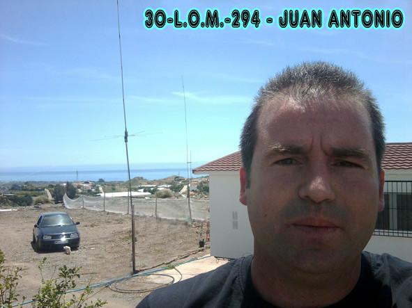30-L.O.M.-294 - JUAN ANTONIO - MALAGA