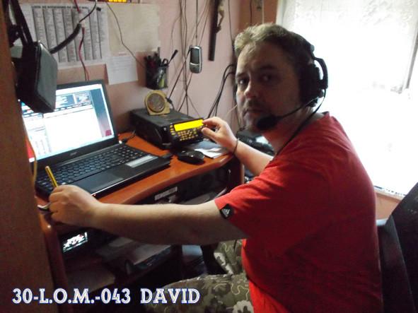 30-L.O.M.-043 - DAVID - ASTURIAS