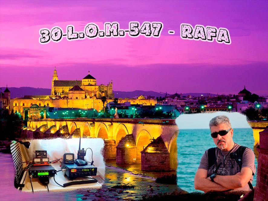 30-L.O.M.-547 RAFA - CORDOBA