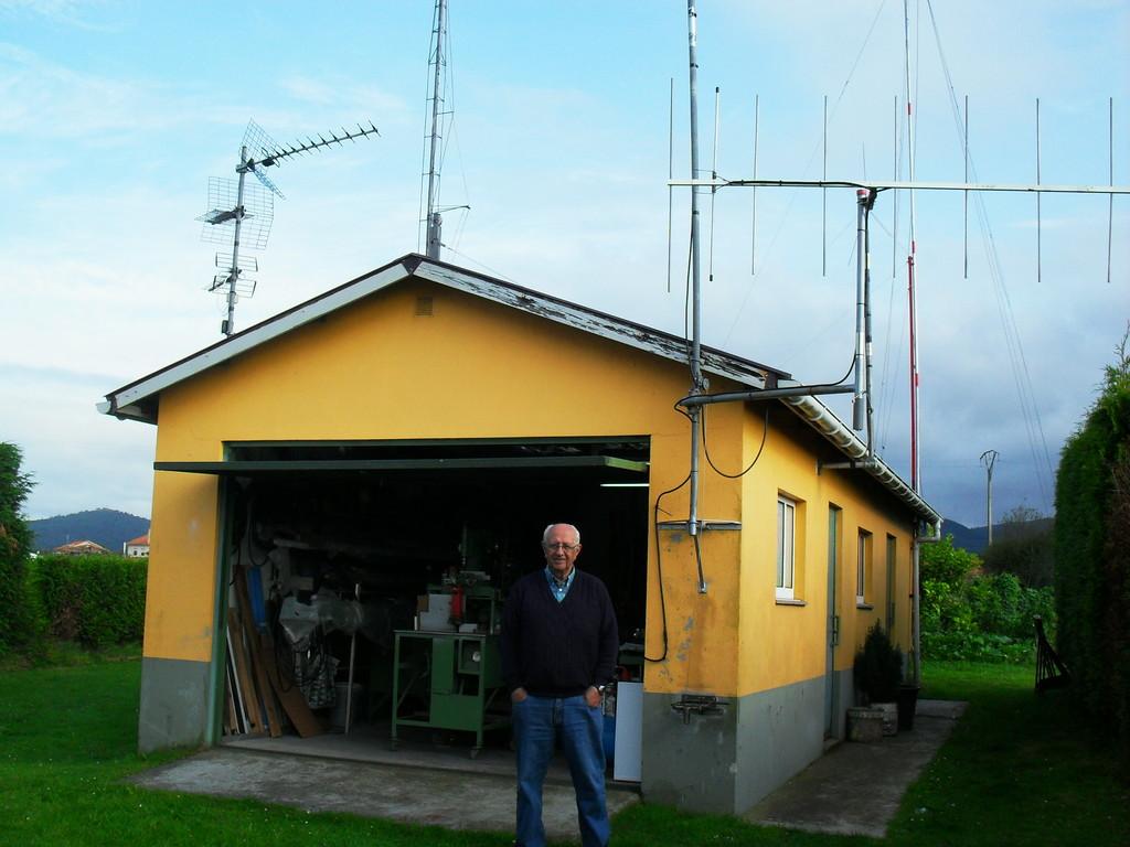 Taller de radio y entrenenimiento de 30-L.O.M.-061 Eduardo-Asturias