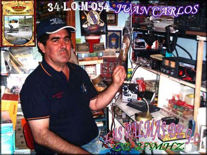 34-L.O.M.-054 - JUAN MONTESDEOCA - GRAN CANARIA
