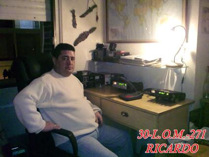 30-L.O.M.-271 - RICARDO - MURCIA