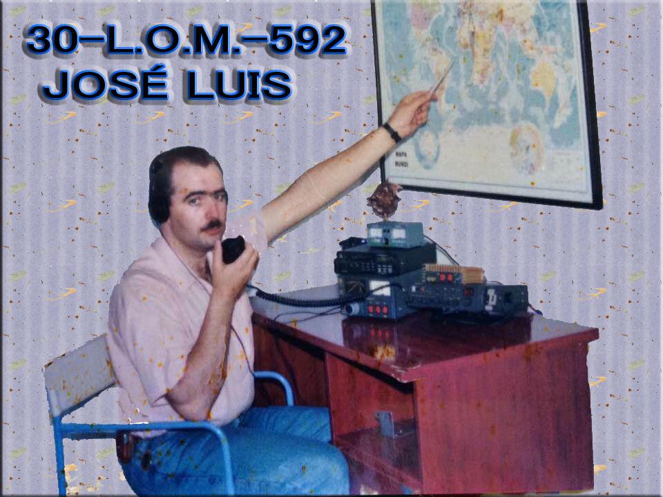 30-L.O.M.-592 JOSÉ LUIS - VALLADOLID