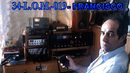 34-L.O.M.-019 - FRANCISCO - GRAN CANARIA