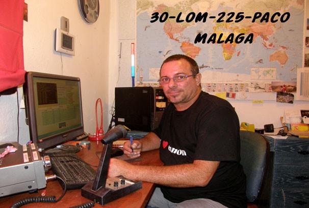 30-L.O.M.-225 - PACO - MALAGA