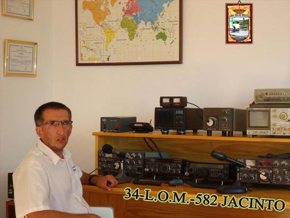 34-L.O.M.-582 - JACINTO - GRAN CANARIA
