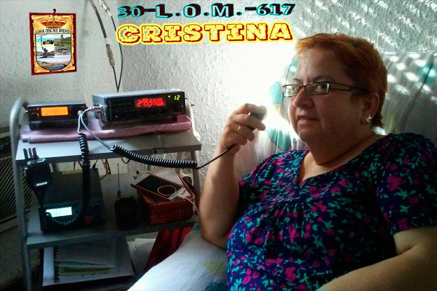 30-L.O.M.-617 CRISTINA - ZARAGOZA