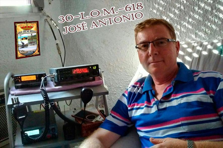 30-L.O.M.-618 JOSÉ ANTONIO - ZARAGOZA