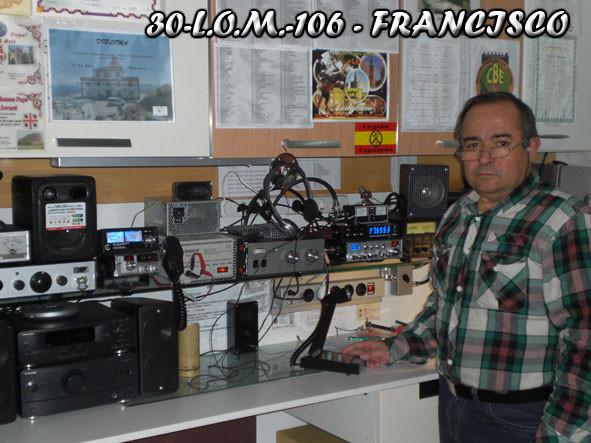 30-L.O.M.-106 - FRANCISCO - ALMERIA