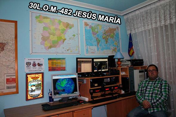 30-L.O.M.-482 - JESÚS MARÍA - NAVARRA