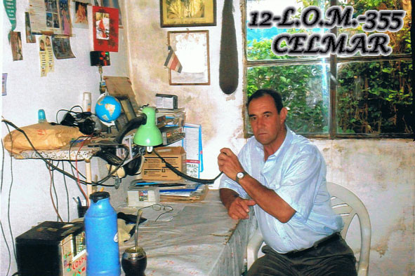12-L.O.M.-355 - CELMAR - URUGUAY